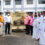 முத்தாலங்குறிச்சியில் தாமிரபரணி ஆற்றில்  கிடந்த நந்தி , பிரமாண்ட கோயிலைக் கட்டிய ராணி சிலை மீட்பு